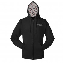 Full Zip Jacket w/Custom Hood