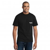 Throwback Pocket T-Shirt - Black