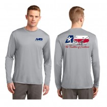 Tradition of Excellence Long Sleeve DriFit Tee