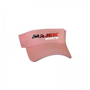 Twill Visor - Pink