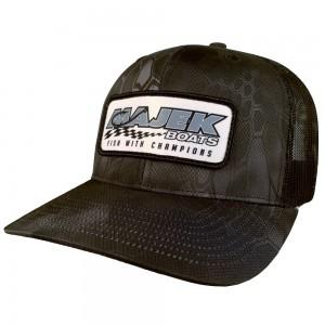 Richardson Meshback Patch Caps