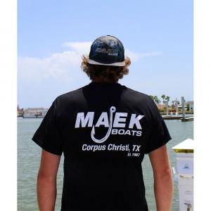 Throwback Pocket T-Shirt - Black