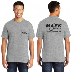 Throwback Pocket T-Shirt