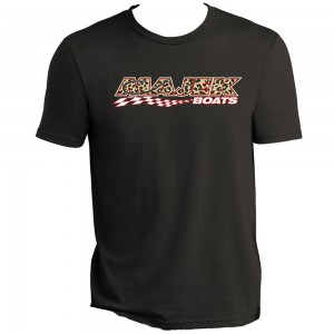 Wild About Majek T-Shirt - Black