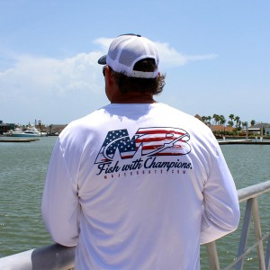 America Long Sleeve Dri-Fit T-Shirt